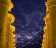 Egyptian background Stock Images