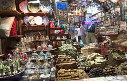 Egyptian bazaar-Istanbul Stock Photos