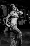 Egyptian Belly Dance Royalty Free Stock Image