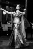 Egyptian Belly Dance Royalty Free Stock Photos