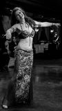 Egyptian Belly Dance Stock Image