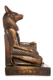 Egyptian book end Royalty Free Stock Photo