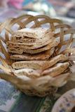 Egyptian bread Royalty Free Stock Photos