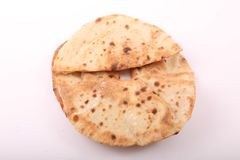 Egyptian bread stock image