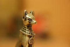 Egyptian cat Stock Photography