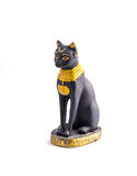 Egyptian cat - souvenirs from travels. Royalty Free Stock Photos