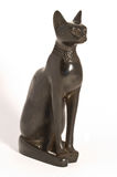 Egyptian Cat Statue II Royalty Free Stock Images