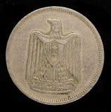 Egyptian Coin Royalty Free Stock Photos