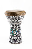 Egyptian darbuka Stock Photography