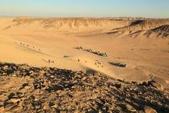 Egyptian desert Stock Photos