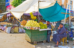 The Egyptian fruit Royalty Free Stock Photography