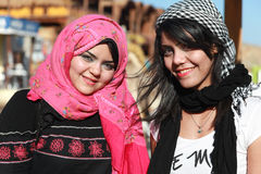 Egyptian girls Stock Images