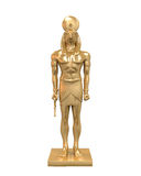 Egyptian God Horus Statue Royalty Free Stock Images
