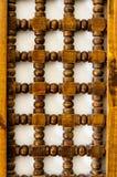 Egyptian Grid Detail Royalty Free Stock Photo
