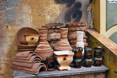 Egyptian hand made craft Royalty Free Stock Photo