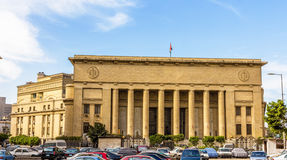 Egyptian High Court of Justice Stock Image