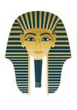 Egyptian Icon Tutankhamun Stock Images