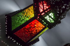 Egyptian lantern. Or as we call it in Egypt Fanoos, children play with it in Ramadan Stock Image
