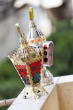 Egyptian lantern Royalty Free Stock Photography