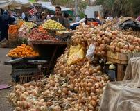 Egyptian Market Scene Royalty Free Stock Photography