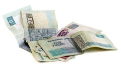 Egyptian Money Royalty Free Stock Photos