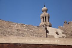 Egyptian Mosque Royalty Free Stock Image