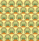 Egyptian Motif seamless2 Royalty Free Stock Photos