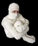 Egyptian mummy emo Royalty Free Stock Photo