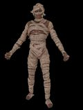 Egyptian mummy walking Stock Images