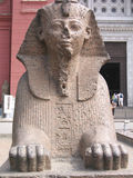 The egyptian museum in cairo in egypt in africa Stock Images