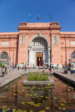 The Egyptian Museum in Cairo, Egypt Stock Images