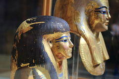 Egyptian museum Royalty Free Stock Photography