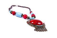 Egyptian Necklace Stock Image