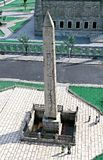 Egyptian Obelisk Istanbul Stock Photos