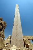 Egyptian obelisk Luxor Royalty Free Stock Photo