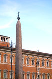 Egyptian Obelisk in Piazza San Giovanni Rome Italy Stock Photo