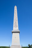 Egyptian obelisk on square Concord Stock Photo