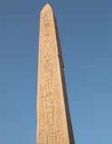 Egyptian obelisk Stock Image