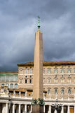 The Egyptian Obelisk, Vatican Royalty Free Stock Photo