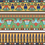 Egyptian ornament. Сollection. Royalty Free Stock Photos