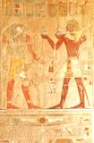 Egyptian painting Stock Photography