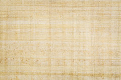 Egyptian papyrus paper background Stock Image