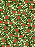 Egyptian pattern Royalty Free Stock Photos