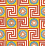 Egyptian pattern Stock Photos