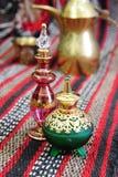 Egyptian perfume bottles Stock Photography