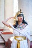 Egyptian Pharaoh Nefertiti Royalty Free Stock Photo