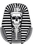 Egyptian Pharaoh Stock Photo