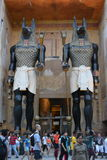 Egyptian pharaohs Royalty Free Stock Photo