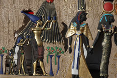 Egyptian picture royalty free illustration