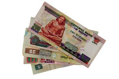Egyptian Pounds Stock Images